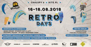 Retro Days 16-18.08.2018 Kite.pl / Chałupy 6