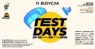 TEST DAYS 2019 vol 11 największe, darmowe testy sprzętu kite, foil i sup!